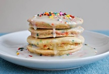 Pajamas & Pancakes Party / by Jane Marie Photography