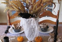Halloween / Inspiration and decoration.