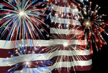 Celebrate America! / We are so blessed to live here!