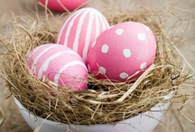 Spring has Sprung / Fun beautiful easy Easter ideas to brighten your home