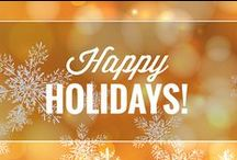 Happy Holidays! / by Rayovac