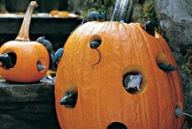Halloween / Spooky fun and clever ideas to decorate and celebrate.