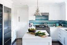 dream kitchens / by Shay Mitchell