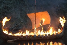 Vikings and DRAKKARs