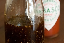 Condiments...Savory / Savory condiments, quick, easy and delicious recipes.