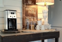 Coffee Bar at Home