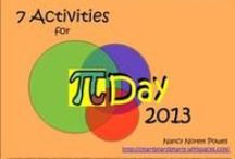 March Holiday Lesson Activities