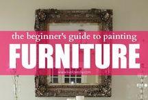 Craft: Furniture Re-do 101