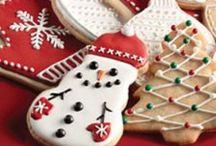 Recipes - Christmas Meals & Snacks & Dessert