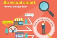 The Infologist / We make information visually simple. Infographics specialists. www.theinfologist.com / by Alline Louise