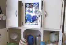 Home Sweet Home: Hoosier Cabinet Love