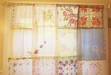 Crafts: Hankies & Pillows