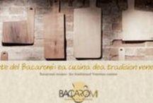 Bacaromi Recipes / The traditional Venetian Cuisine