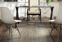 Flooring Options / Carpet tile, rubber flooring, LVT and Laminates
