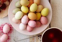 easter / Easter, Spring, Easter eggs, bunnies, Easter brunch, Easter party  CorieClark.com Creator of Purposeful Planner