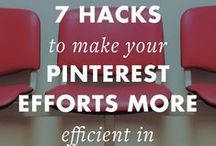 Pinterest / Pin any useful ideas about how to use Pinterest effectively.