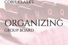 organizing group board / I'm Corie at CorieClark.com. Creator of the Purposeful Planner, author of the Simplicity Project.  Let's get organized together with my six-week decluttering course.  Limit of 5 pins/day pls do not repeat frequently.  Message me for an invitation.  #planners #simplify #minimalist #setgoals #author #simplicityproject #corieclark #makeitwork #getorganized