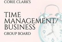 time management/business group board / Corie Clark author of the Simplicity Project and owner of the Purposeful Planner small business.  These are all pins about managing your time, both personally and professionally.  Also tips for running a business - both online and traditional brick 'n mortar.  5 pins/day, pls do not repeat frequently.  Message me for an invitation   #timemanagement #planners #bulletjournals #businesstips #smallbizowner #onlinebusiness #businessstrategies #timeorganization