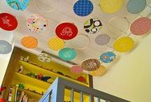 Kids Rooms. Decorating. Kinder  / by Aprille Brewer
