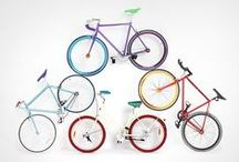 Bicycles. Rad. Radfahren. Bicicletas / by Aprille Brewer