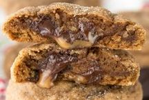 Crazy for Cookie Recipes / My favorite cookie recipes! / by Crazy for Crust