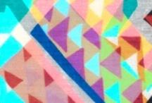 print & pattern / by Kathleen Callahan/Arc + Totem