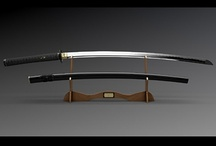 JAPAN_Katana 刀 / Japanese sword -katana- / by M. Kawatou