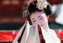 JAPAN_Maiko 舞妓,芸妓 / by Masaki Kawato