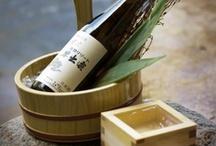 JAPAN_Sake 酒 / by Masaki Kawato