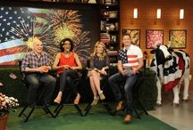 Celebrate: Fourth of July Party Menu / by The Chew