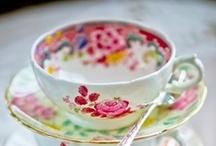 Teacup 1 / Teacup,Teatime,Tea setting