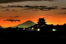 JAPAN_SHIRO 城 / Japanese castle  / by M. Kawatou