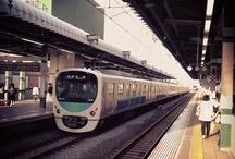 JAPAN_Train 列車