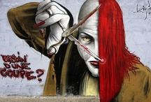‽street art‽