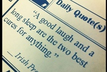 Words to live by and stuff to laugh about / by Kara Gordon