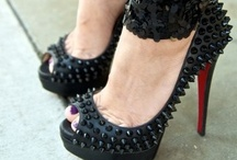 ♀stilettos boots & loafers♀