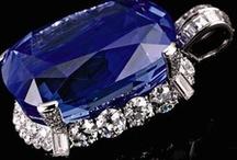 Jewels ♢ Gems ♢ Baubles ♢ Bling ♢