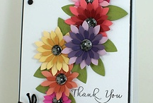 9. Card Making-Thank You