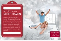 My Sleep Number Holiday Haven Contest