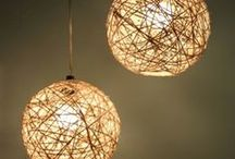 DIY Lamps, lanterns