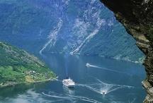 Scandinavia / Denmark * Greenland * Iceland * Norway * Sweden * Finland / by Alicia Strickland Jaeckel