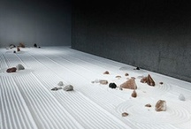JAPAN_Sekitei 石庭 / Japanese Rock Gardens / by M. Kawatou