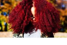 Natural Hair Inspiration / by Cherise White