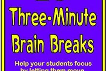 Brain Breaks, Teacher PE and Other Fun Things for the Classroom / by Kara Gordon