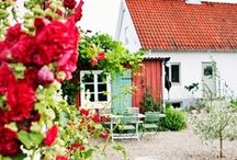 pretty houses. / by Colleen McGee