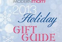 Holiday Gift Guide / ModernMom's 2013 Holiday Gift Guide - tons of creative and fun gift ideas for boys, girls, tweens, moms and dads!  / by ModernMom