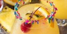 Crazy for Cocktails / Boozy alcoholic drink recipes for adults only!