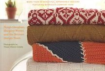 Knitted - Blankets, afghans