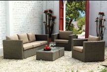 Outdoor Living Sets 2014 / Turn your backyard into an extended living space of your home this summer with these great patio, balcony, and outdoor dining sets. / by JYSK Bed Bath Home