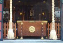 JAPAN_temples 寺院 / by Masaki Kawato